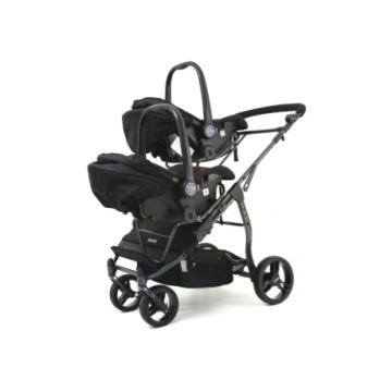 Adaptadores Baby Monster Easy twin gemelar