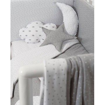 Set de 3 cojines decorativo Baby Clic