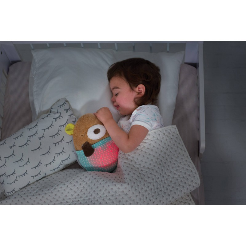 Luz Quitamiedos Skip Hop Soft Bear