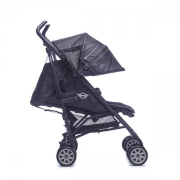 Silla Mini Buggy Midnight Black