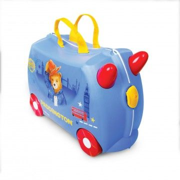 MALETA INFANTIL TRUNKI Paddington