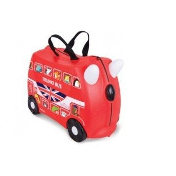 MALETA INFANTIL TRUNKI boris bus