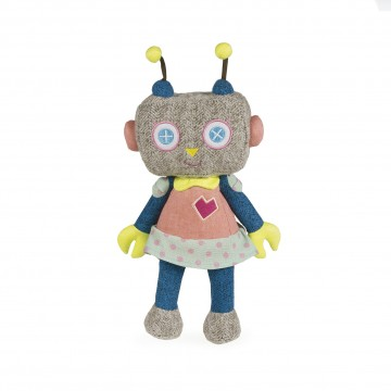 Muñeca Robotita Space de Walking Mum