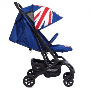 Mini Buggy XS Union Jack vintage black and white