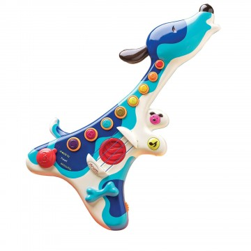 Guitarra infantil Woofer