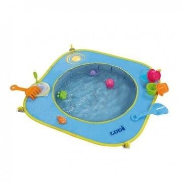 Piscina para niños pop-up