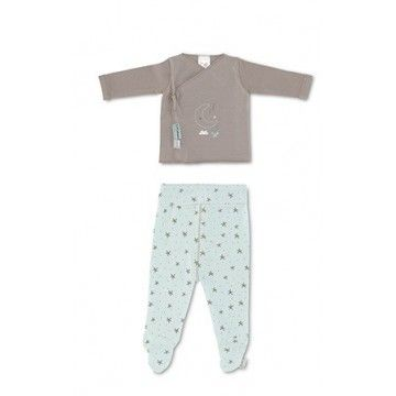 Set jubón y polaina sweet night Casual by Bimbi Dreams