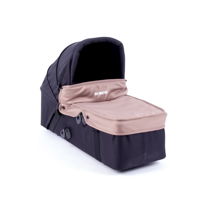 Capazo Easy Twin Baby Monster