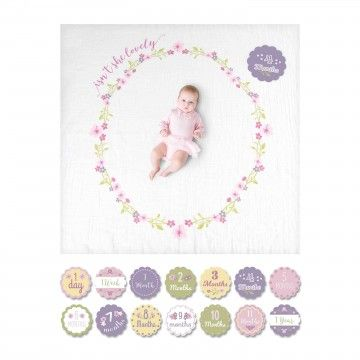 Muselina Baby First Year Sets
