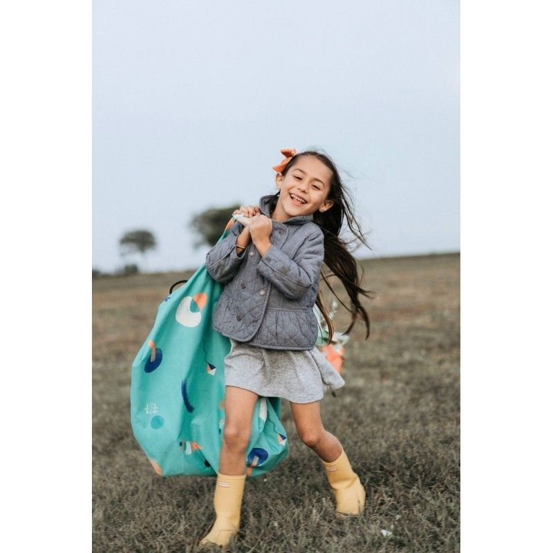 Saco Juguetes impermeable Play & Go Outdoor