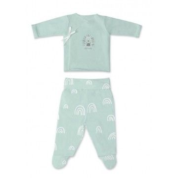 Set jubón y polaina  Happy Casual by Bimbi Dreams 1-3m