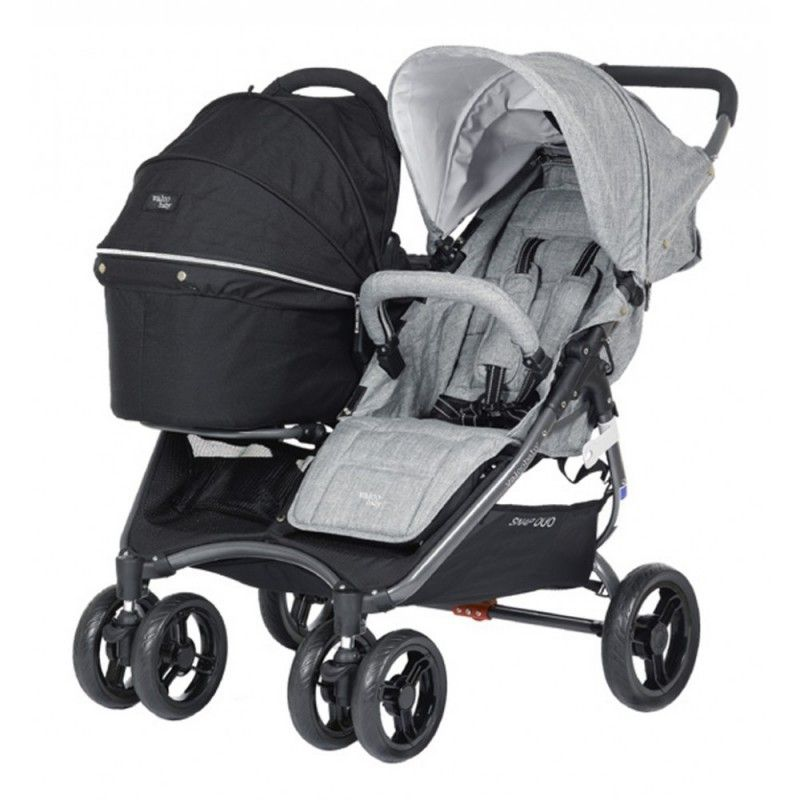 foto Valco Baby - Snap Duo2 Tailormade Valco Baby Grey Marle