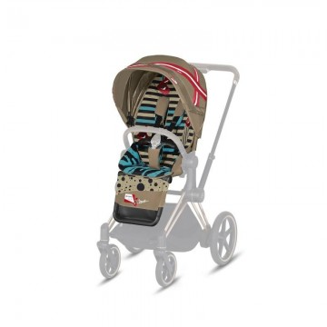 Silla de paseo Priam One Love de Cybex