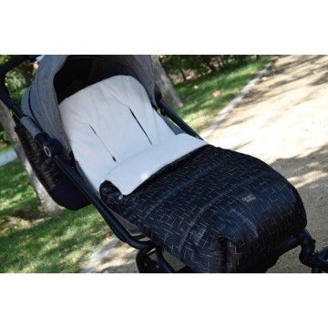 Saco silla de paseo Black and Golden Grupo Baby