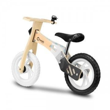 Bici de madera sin pedales Willy