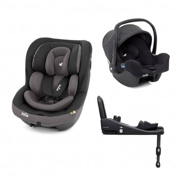 Silla de auto i-Venture + i-Snug + i-Base Advance