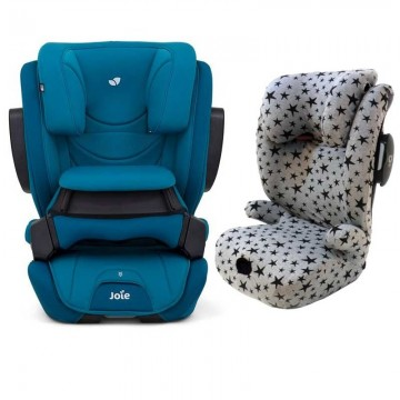 Silla de coche Traver Shield Gr 1/ 2/ 3 + funda Joie