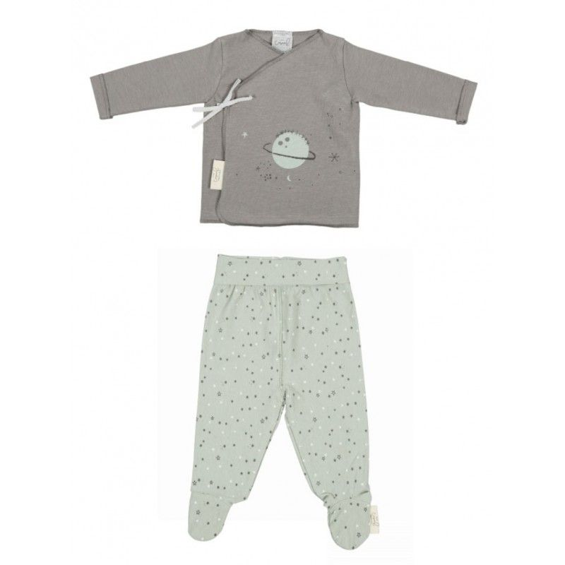 Conjunto Jubón+Polaina Planet de Bimbi Dreams