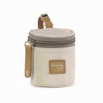 Funda Chupetes Dreamer Beige Walking Mum