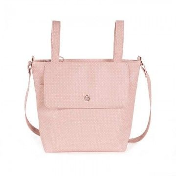 Bolso Panera Little Star Rosa