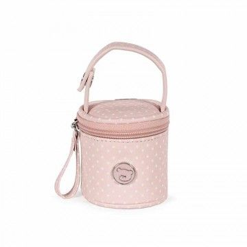 Porta Chupete Little Star rosa