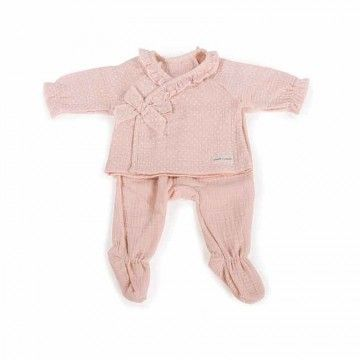 Set Jersey+Polaina 0-1 mes Little Star Rosa