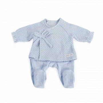 Set Jersey+Polaina 0-1 meses Little Star Azul