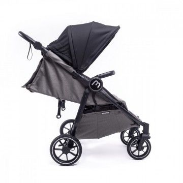 Chasis Easy Twin 4 negro de Baby Monster