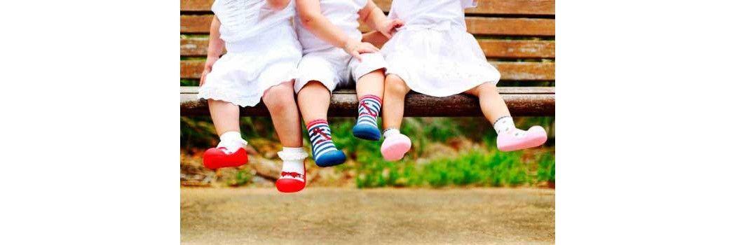 Zapatos Para Bebé Perfectos Para Gatar Y Dar Los Primeros Pasos