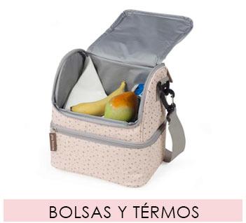 Termos y bolsas térmicas bebé
